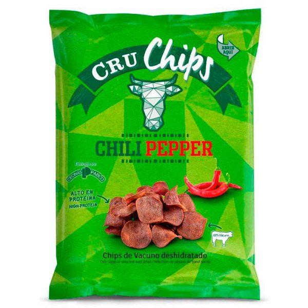 cruchips chili pepper