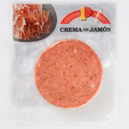 crema de jamón