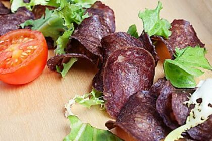 Chips de cecina